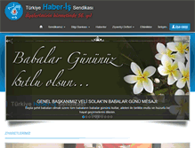 Tablet Preview of haberis.org.tr
